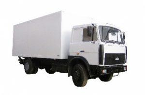 МАЗ 10т (мебельный фургон)