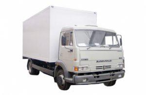 Камаз 10т (изотермический кузов)