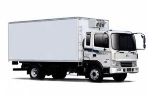 Hyundai HD (цельнометаллический кузов