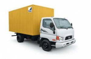 Hyundai HD (мебельный фургон)