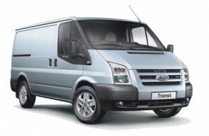 Ford Transit (цельнометаллический)
