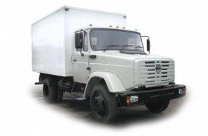 ЗиЛ-432932 (мебельный фургон)