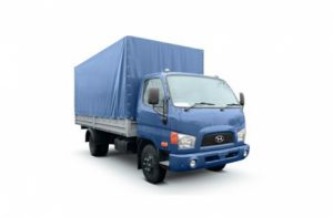 Hyundai HD (тент)