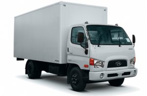 Hyundai HD (изотермический кузов)